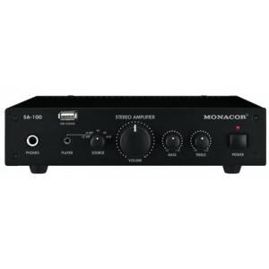 SA-100 Kompaktowy wzmacniacz stereo