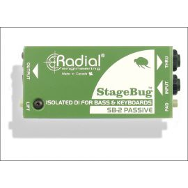 StageBug SB-2 Di-box